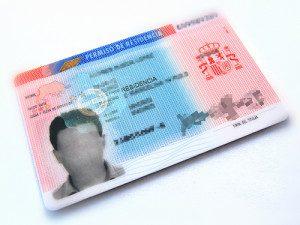 arriago social spanish identity card